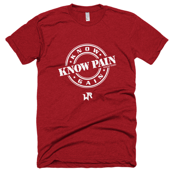 KNOW PAIN