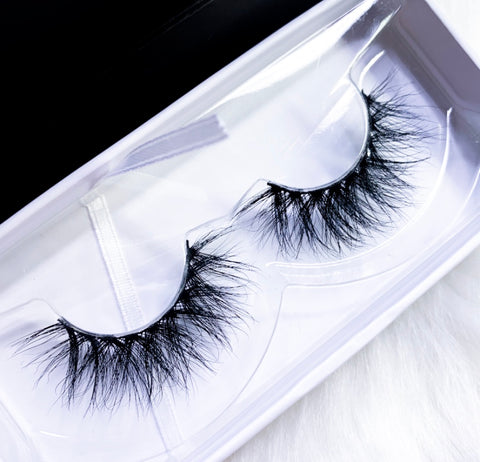 "3D MINK LASH STYLE:""MOSCOW"""