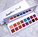 SUMPTUOUS BEAUTY EYESHADOW PALETTE