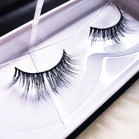 "3D MINK LASHES STYLE: ""TOKYO"""
