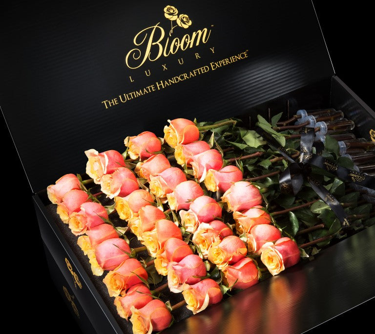 Reserve Collection Luxury Roses That Come In A Black Box