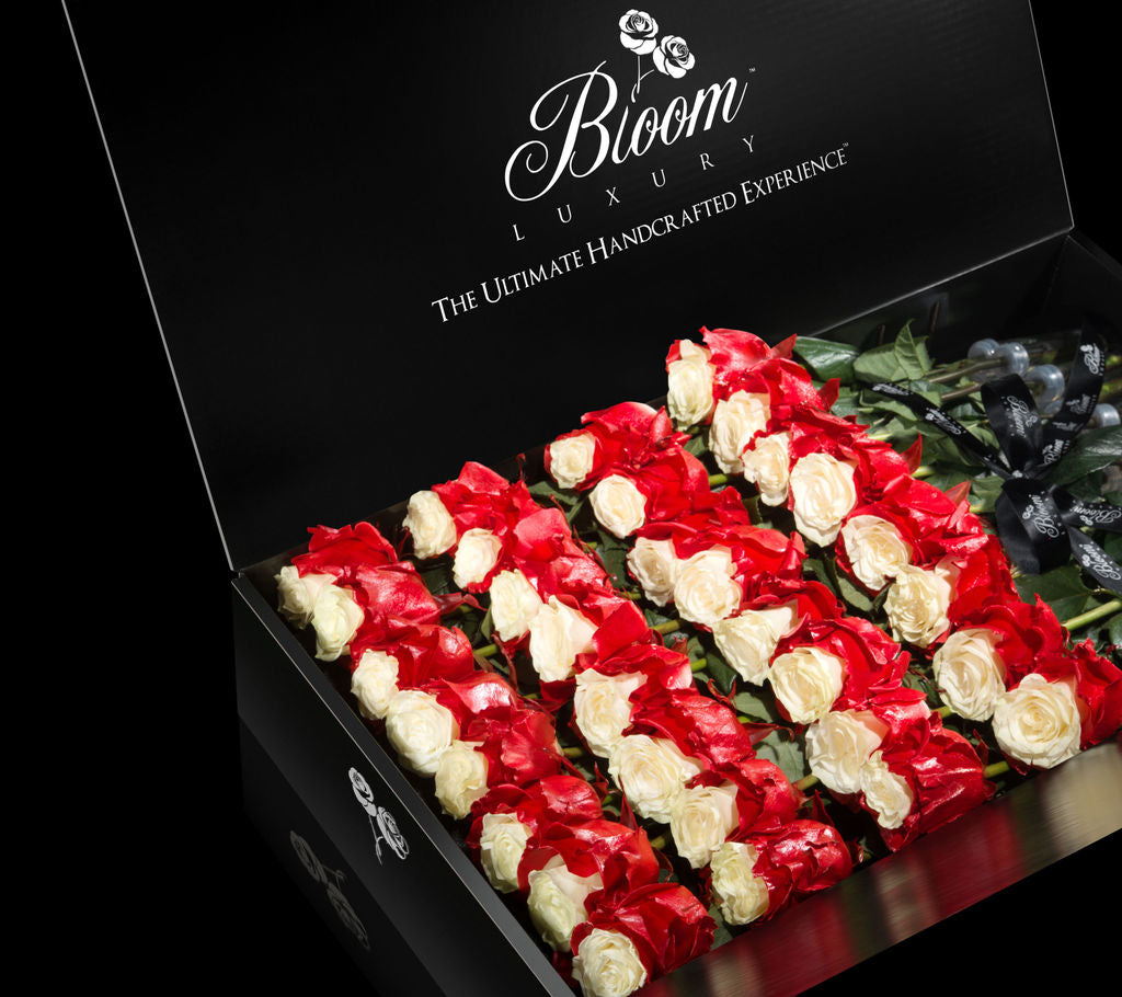 Edge Collection Long Stem Luxury Roses in a Box