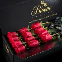Originale solid - Red Luxury Roses That Come In A Box