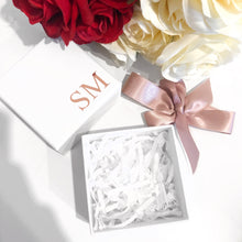 Load image into Gallery viewer, PERSONALISED MINI GIFT BOX - WHITE