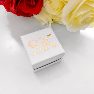 PERSONALISED RING BOX