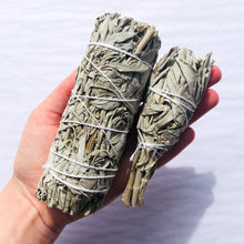 Load image into Gallery viewer, Medium White Sage Smudge Stick