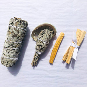 Mini White Sage Smudge Stick