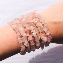 Load image into Gallery viewer, Rose Quartz Bracelet