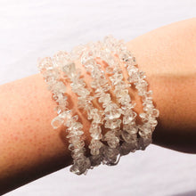 Load image into Gallery viewer, Clear Quartz Bracelet