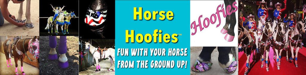 Horse Hoofies - Fun From The Ground Up!