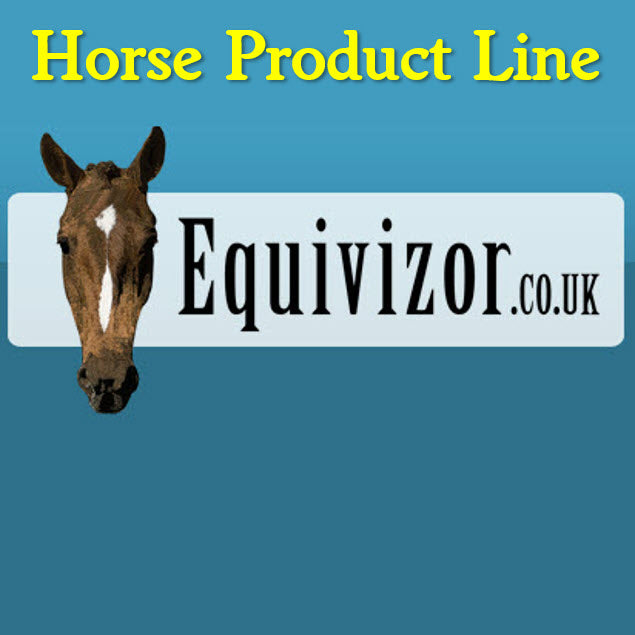 EquiVizor Horse Line Distributor for United Kingdom
