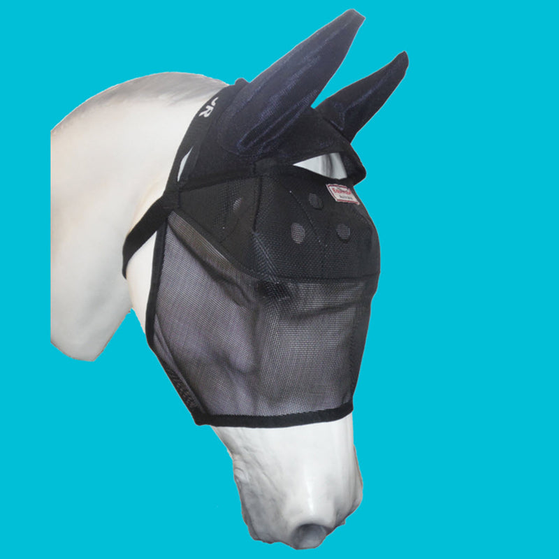 EquiVizor UV Fly Mask - Ear Protection - Original Version