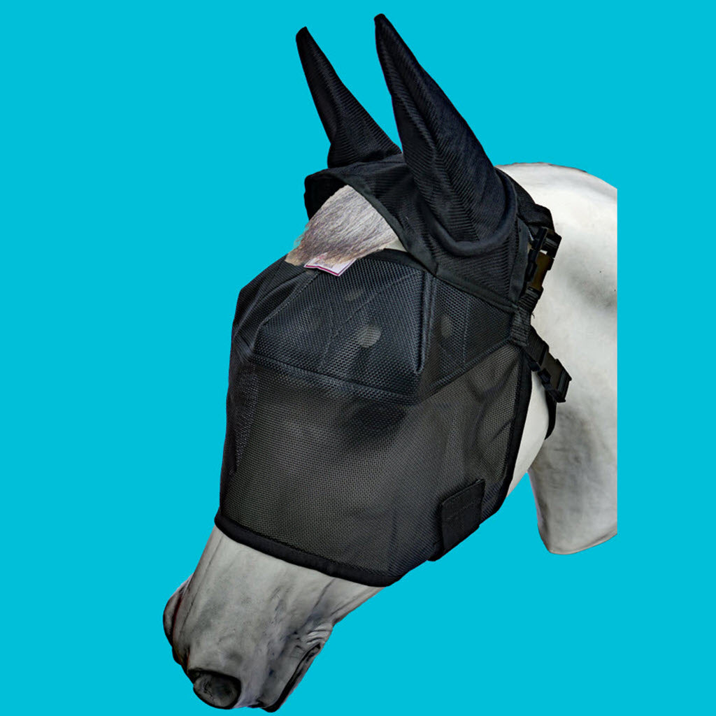 EquiVizor Fly Mask with Ear Protection