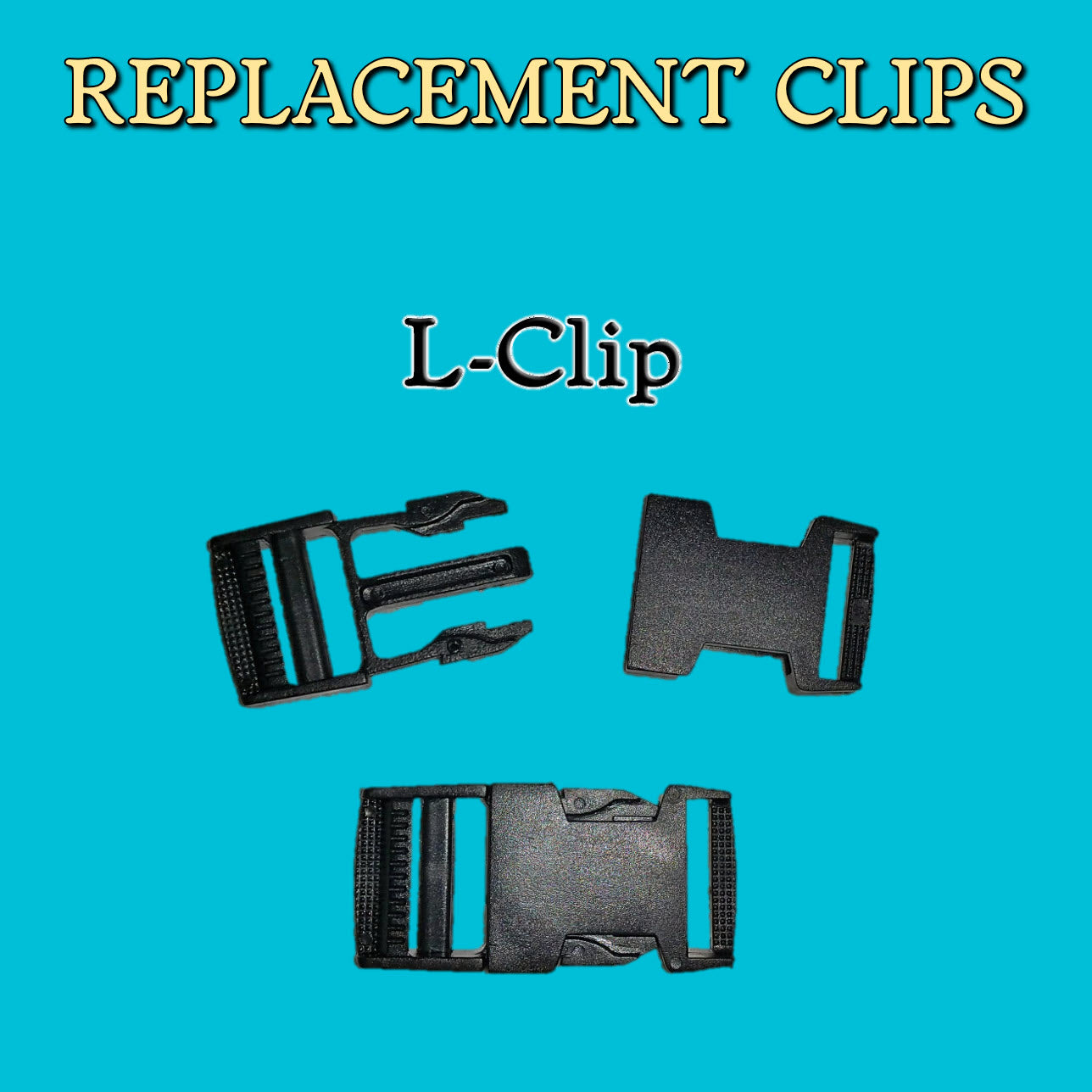 Replacement Clip for EquiVizor Fly Mask and Solar Vizor