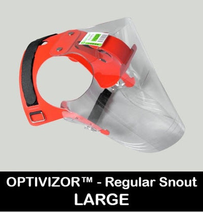 Optivizor Size Large - Regular Snout - Protective Pet Solutions