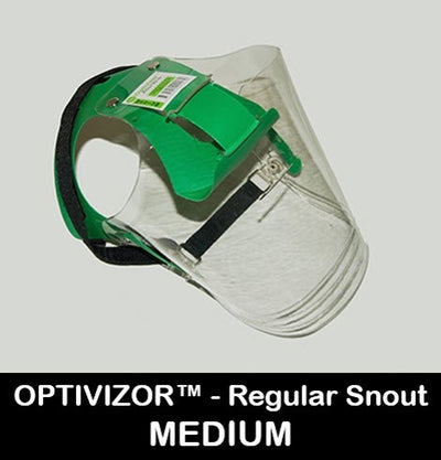 Optivizor Size Medium - Regular Snout Version - Protective Pet Solutions