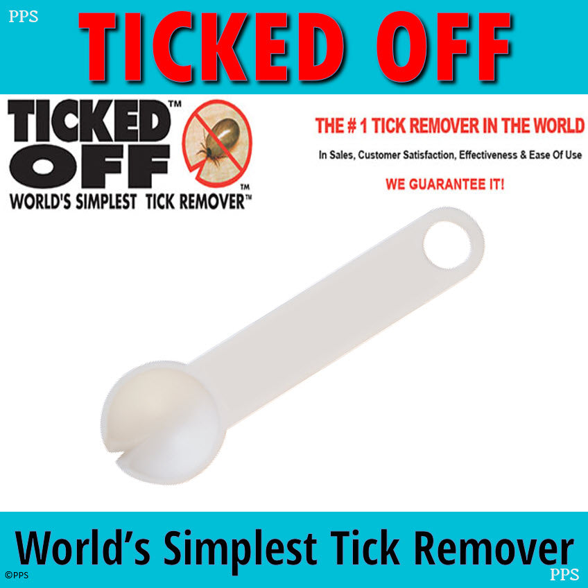 Ticked OFF - World's Simplest Tick Remover