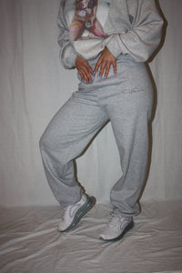 EE SWEATPANTS / GREY