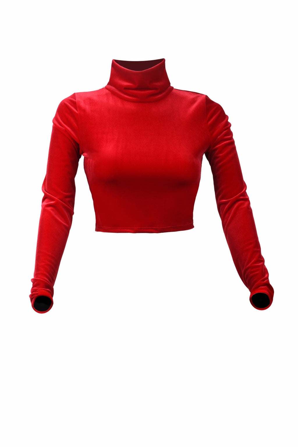 HUG ME TIGHT TOP - RED