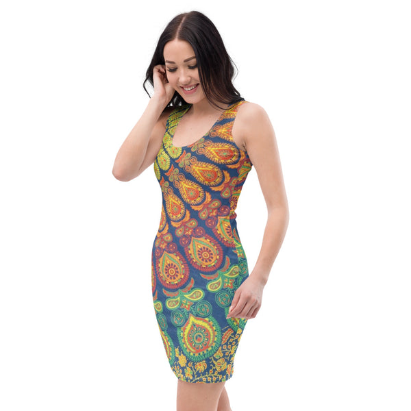 Man oh man Pencil Dress