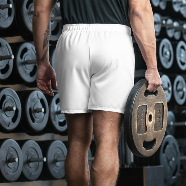 Wise Man  Athletic Long Shorts