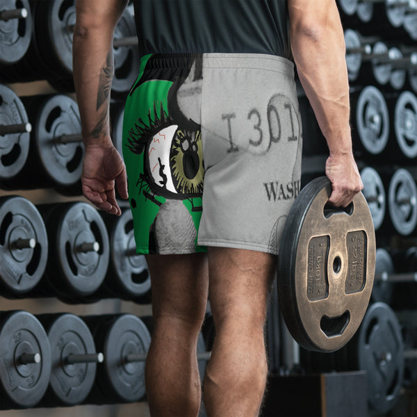 Envy Athletic Long Shorts