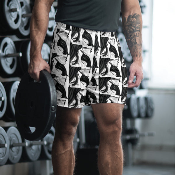 Blinded Athletic Long Shorts