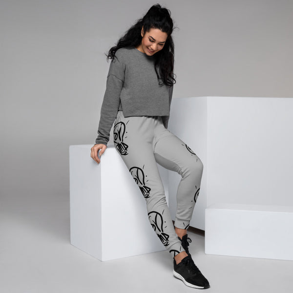 Grey Lite Work Joggers