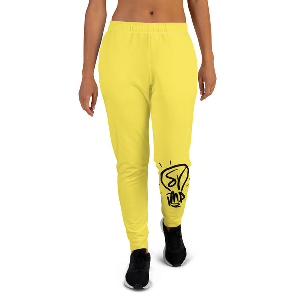 """Yellow"" Lite Work Joggers"