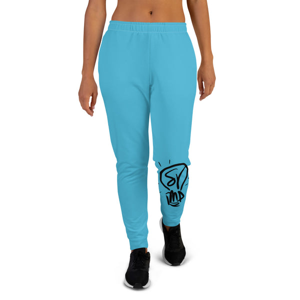 """Water Blue"" Lite Work Joggers"