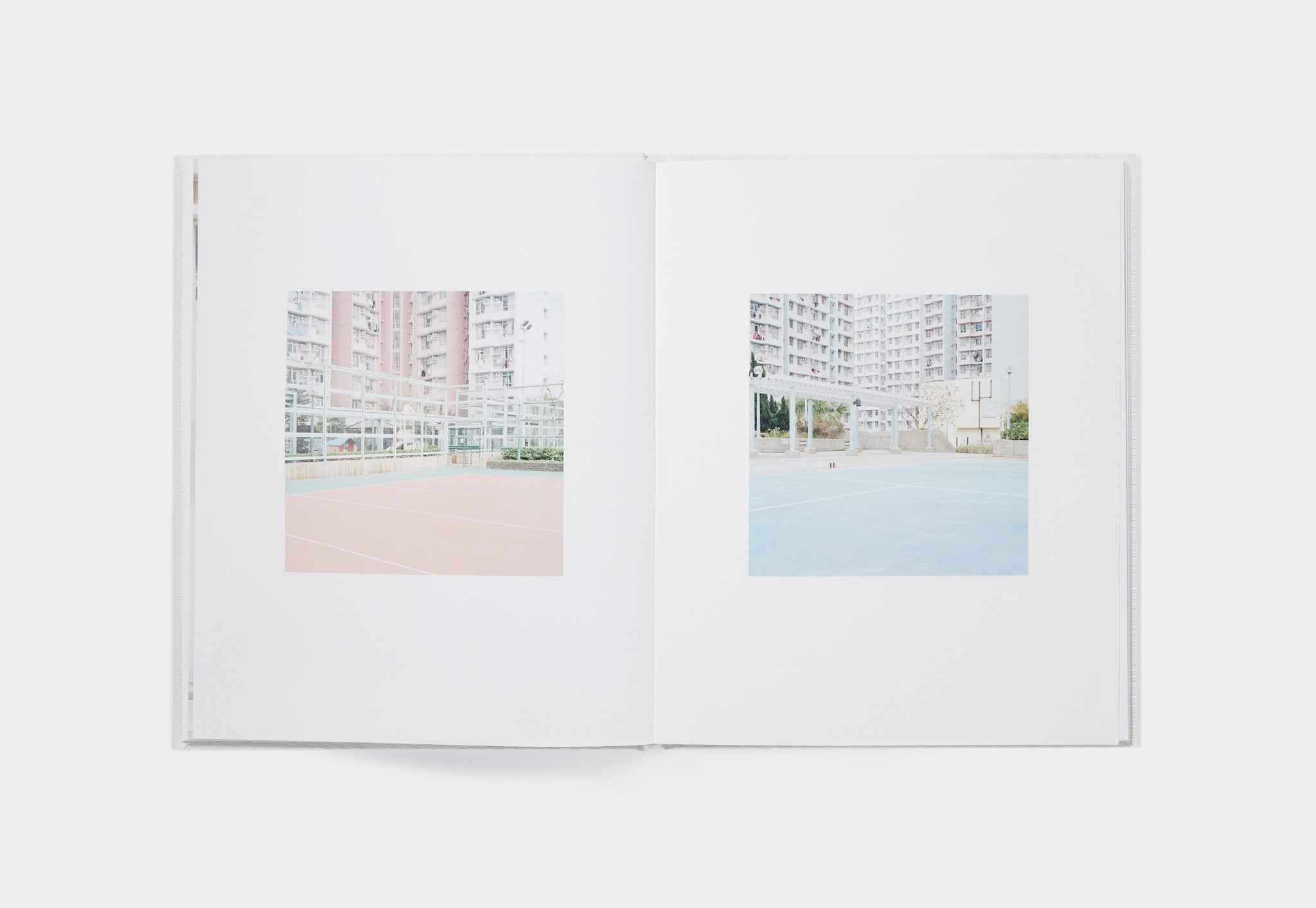 Courts 02 by Ward Roberts – Special Edition Book