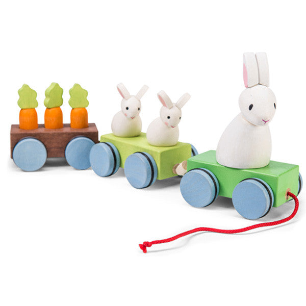 Vetolelu Bunny Train