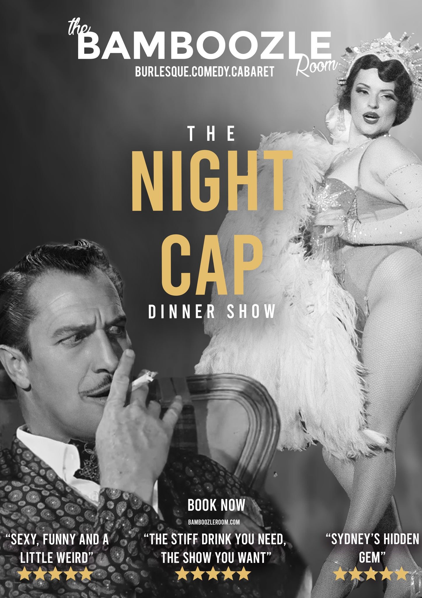 The Night Cap Dinner Show
