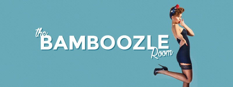 bamboozle room pin up girl