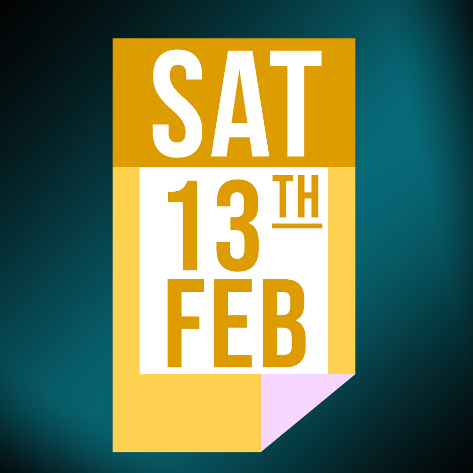'The Night Cap' - Dinner Show Saturday 13th February 2021- Valentines Day Weekend