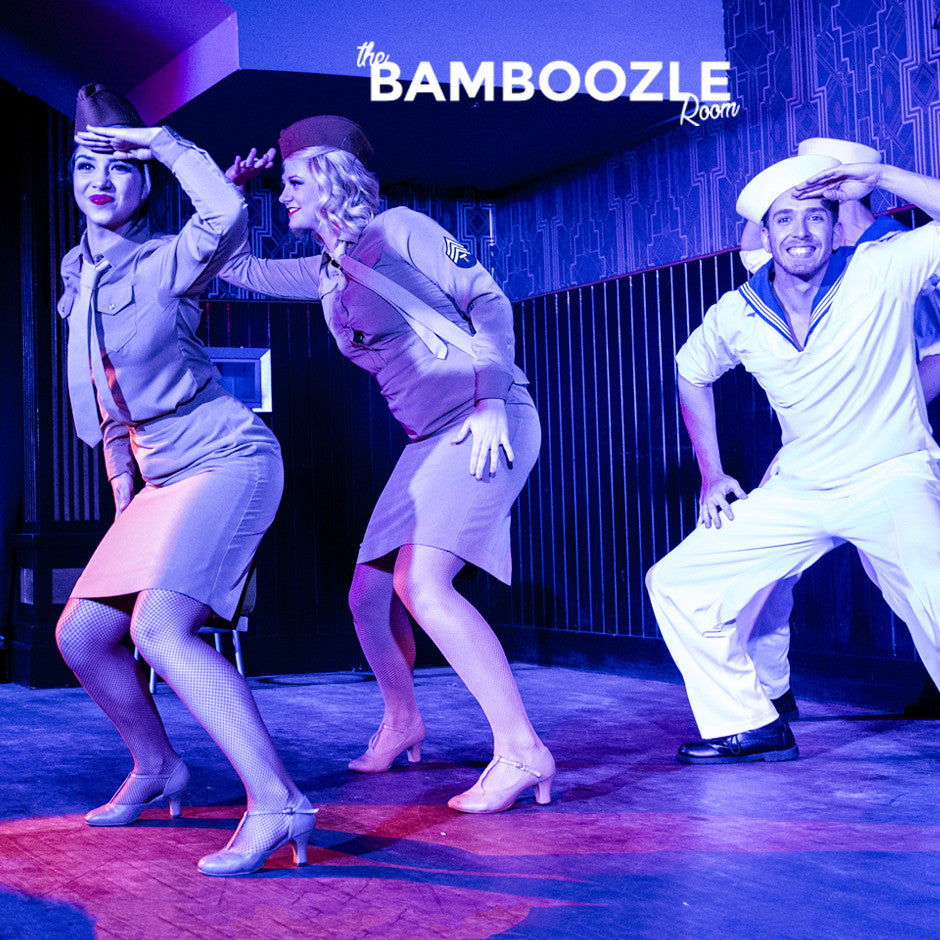 Last Ever U.S.Oh! Show FRIDAY June 9th - Tickets - Burlesque Sydney- The Bamboozle Room