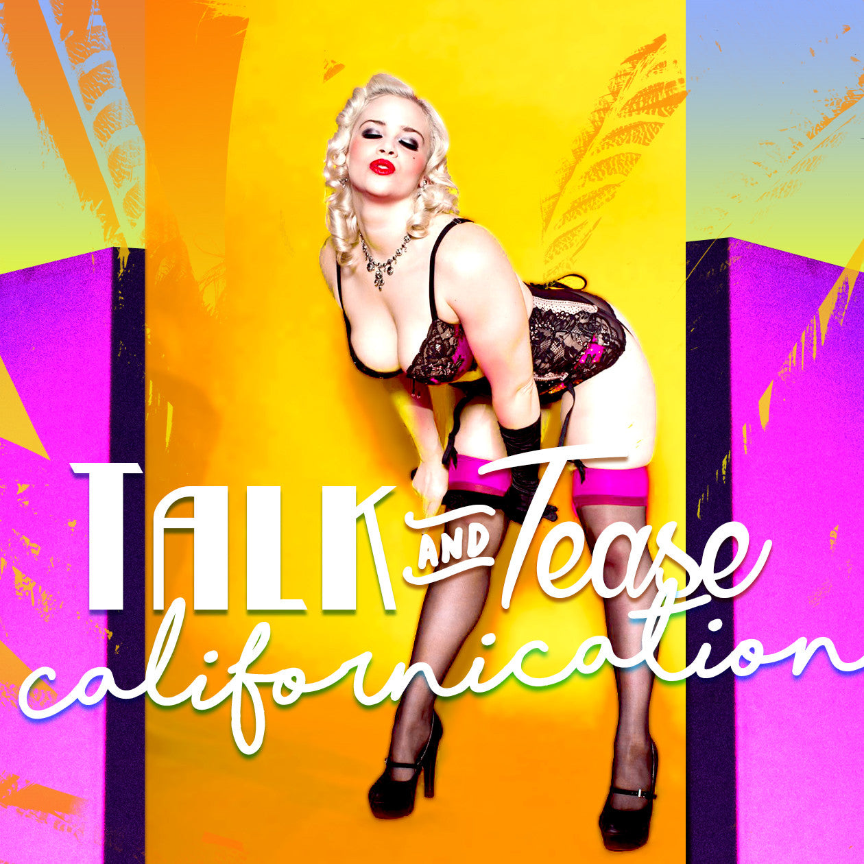 FRIDAY June 16th Talk and Tease Californication - Tickets - Burlesque Sydney- The Bamboozle Room