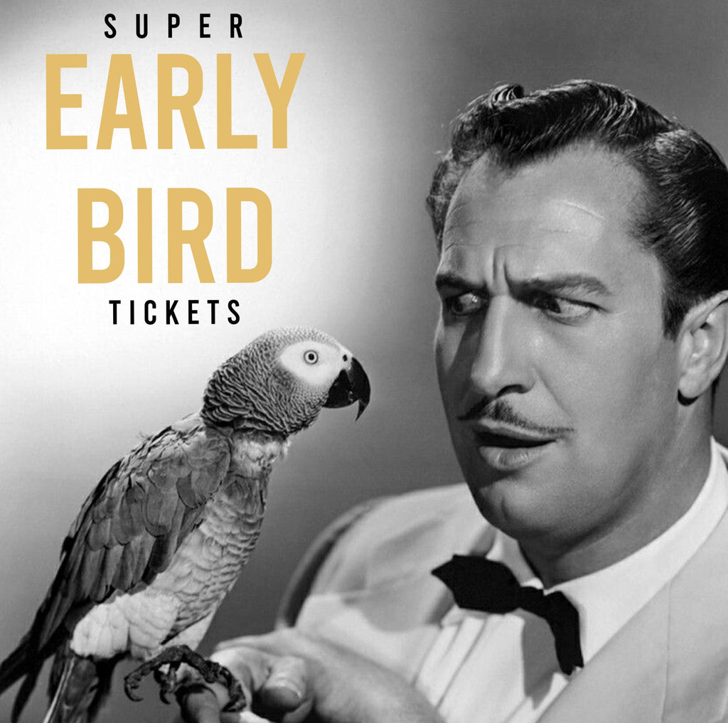 Super Early Bird Sale - Tickets - Burlesque Sydney- The Bamboozle Room