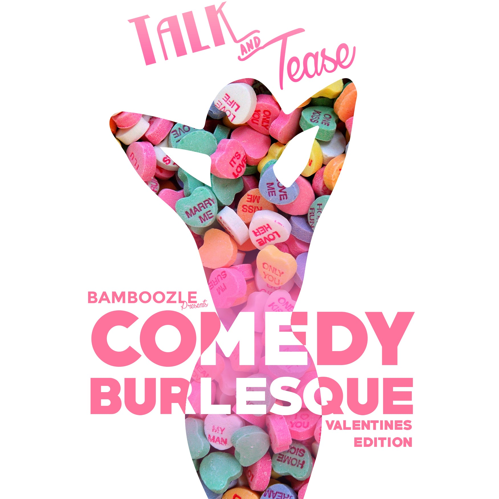 SOLD OUT Friday 28th Feb - Talk and Tease Comedy Burlesque Valentines Edition - Tickets - Burlesque Sydney- The Bamboozle Room