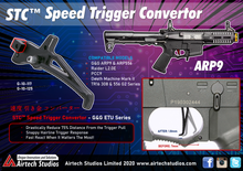 Load image into Gallery viewer, Speed Trigger Converter (STC™) - G&G ARP9 & all CM16 / TR16 ETU Series