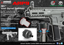 Load image into Gallery viewer, G&G ARP9 & ARP556 IBS™ Inner Barrel Stabilizer