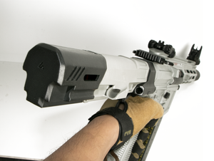 ICS CXP-MARS PDW9 Carbine: BEU™ Battery Extension Unit