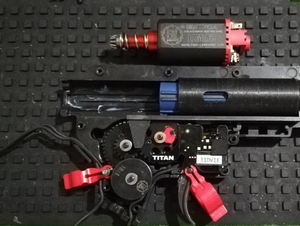 Gearbox Installation Kit (GIK) - All AEG Types