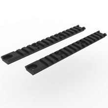 Load image into Gallery viewer, AM-013 & AM-014 Accessory Rail - Matt Black x 2