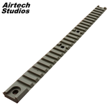 AM-013 Full Length Accessory Rail - Dark Earth
