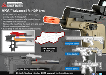 Load image into Gallery viewer, Krytac M4 Hop-up Chamber - Modified R-HOP Arm