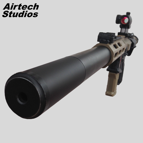 AM-014 Suppressor Extension - Long Buffer