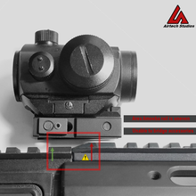 Load image into Gallery viewer, AM-013 & AM-014 Accessory Rail - Dark Earth x 2