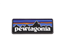 Load image into Gallery viewer, Pewtagonia Morale Patch - Velcro