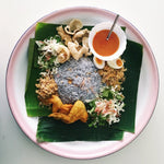 Heritage Series: Traditional Nasi Kerabu & Local Market Trip